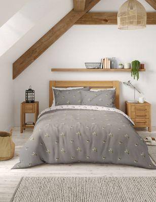 Cotton Mix Acorn Bedding Set