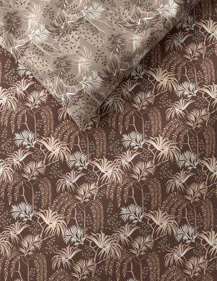 Pure Cotton Palm Bedding Set
