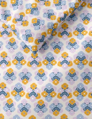 Cotton Geometric Bedding Set