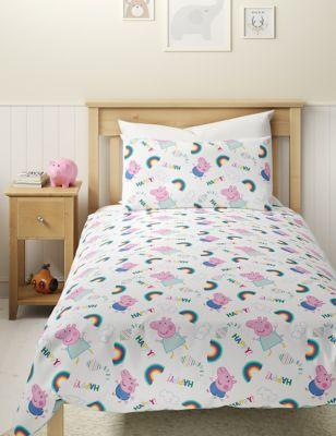 Pure Cotton Peppa Pig™ Bedding Set