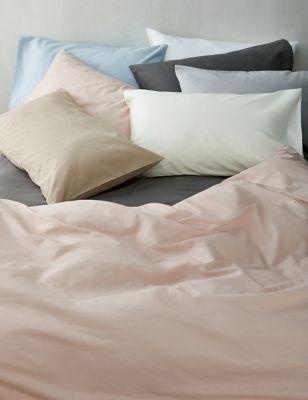 2 Pack Body Sensor™ Pure Cotton Pillowcases