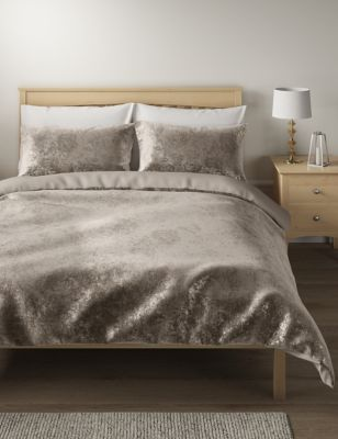 Velvet Bedding Set