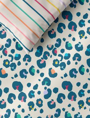 Pure Cotton Animal Print Bedding Set