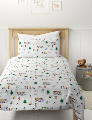 Pure Cotton Snoopy™ Bedding Set