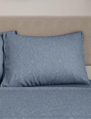 2 Pack Jersey Standard Pillowcases