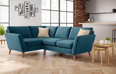 Foxbury Small Corner Sofa (Left-Hand)
