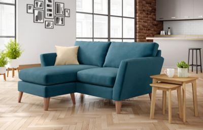 Foxbury Reversible Chaise Sofa
