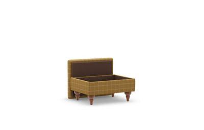 Highland Plain Small Storage Footstool