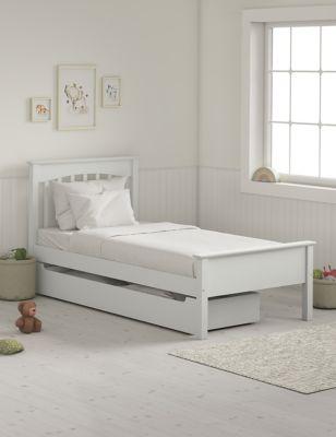 Hastings Grey Kids Storage Bed