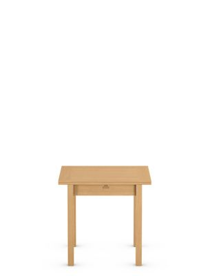Stockholm Square Extending Dining Table