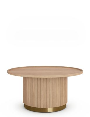 Cali Round Coffee Table