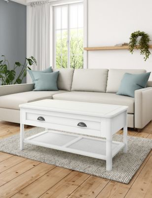 Willow Storage Coffee Table