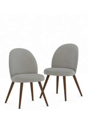 Set of 2 Nord Dining Chairs