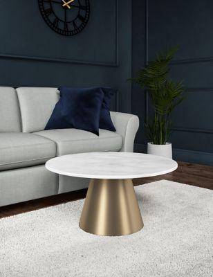 Charleston Round Coffee Table