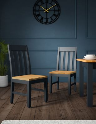 Set of 2 Padstow Dining Chairs