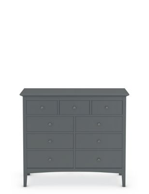 Hastings 9 Drawer Chest