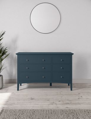 Hastings 6 Drawer Chest