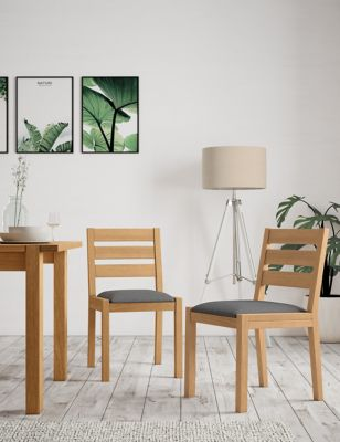 Set of 2 Sonoma™ Fabric Dining Chairs
