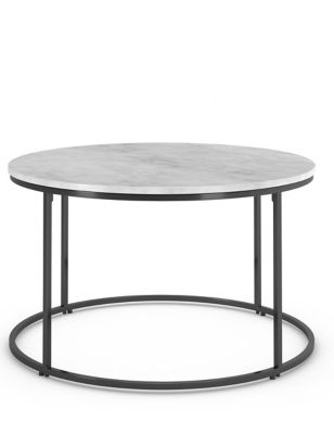 Farley Round Coffee Table