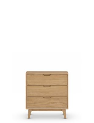 Nord 3 Drawer Chest