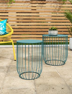 Lois Garden Nest of Tables