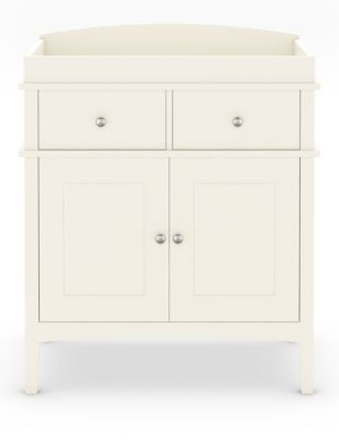 Hastings Ivory Changing Table