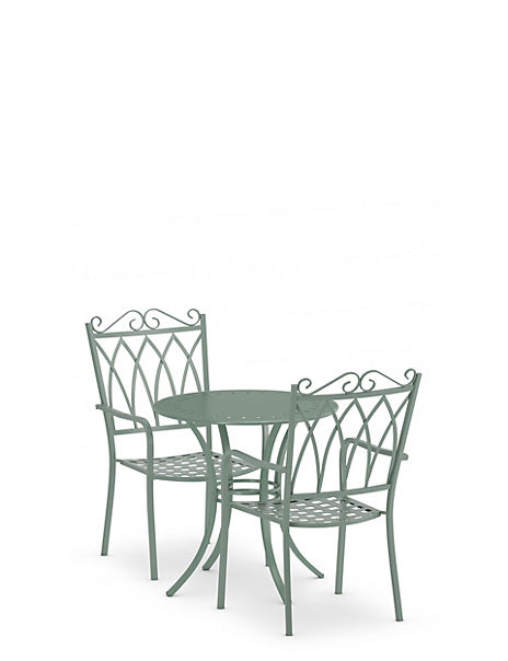 Rosedale Bistro Table & 2 Chairs Set