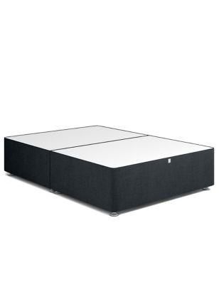 Classic firm top non storage divan