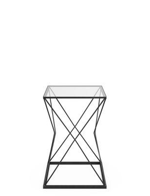 Star Geometric Side Table