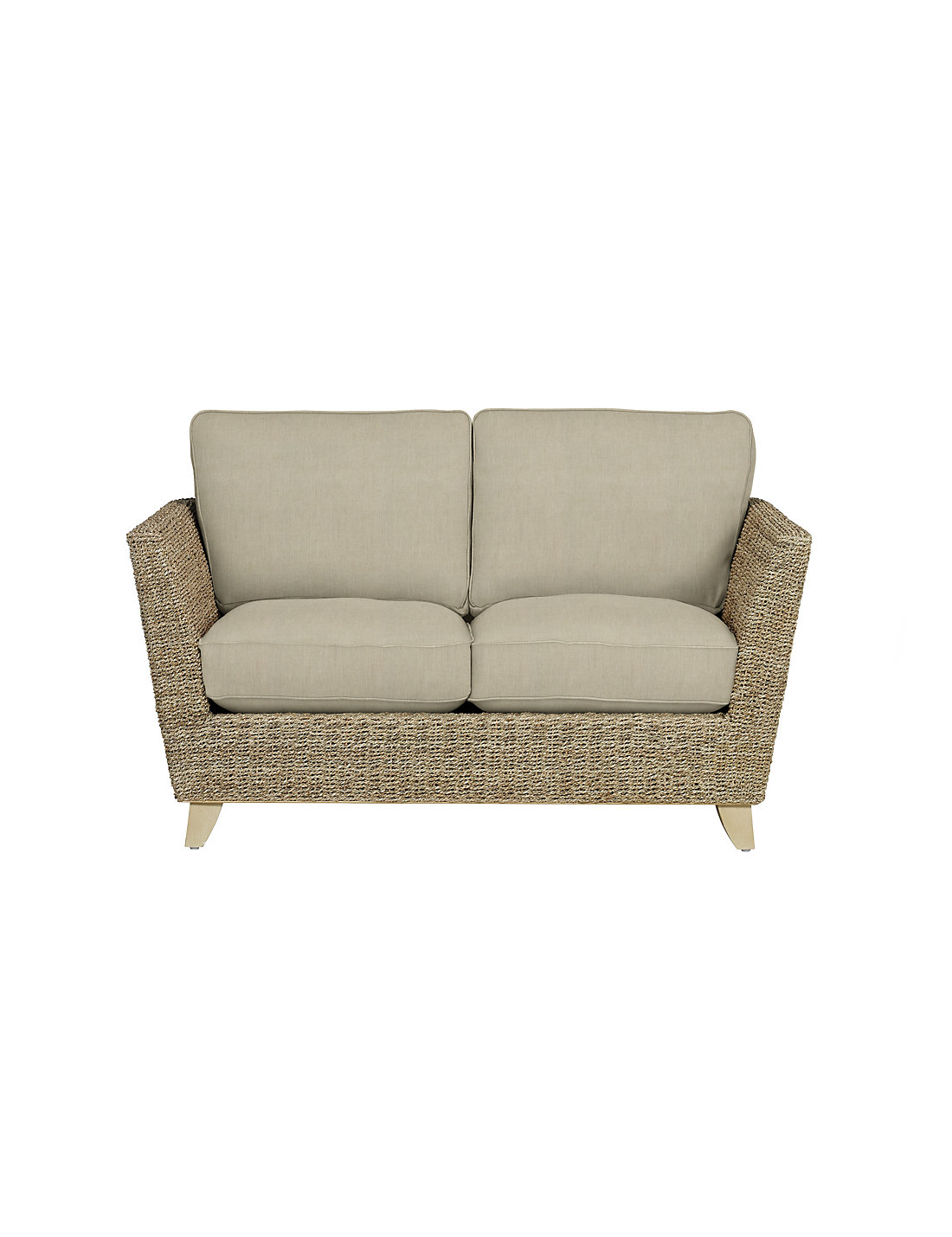 Small sofa bed marks and spencer refil sofa for Seat covers for cane furniture