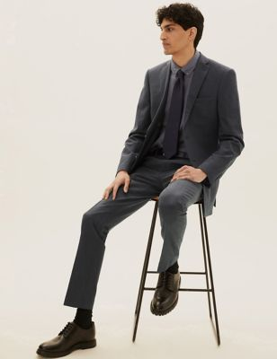 The Ultimate Charcoal Slim Fit Suit