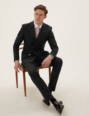 Slim Fit Italian Linen™ Suit