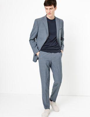 The Ultimate Blue Slim Fit Suit