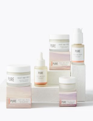 Pure Natural Radiance Skincare