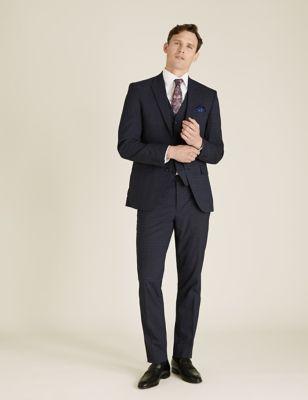 Slim Fit 3 Piece Suit