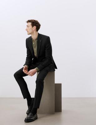 Regular Fit Pure Wool Suit