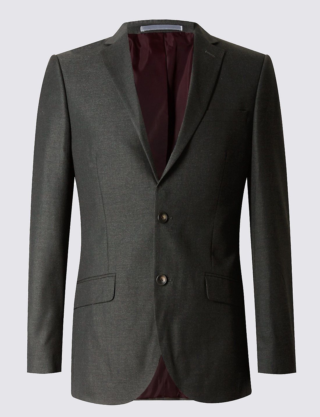 Charcoal tailored fit suit ms charcoal tailored fit suit izmirmasajfo