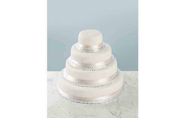 Traditional Wedding Cake Create Your Own Fruit Sponge Or Chocolate Serves 8