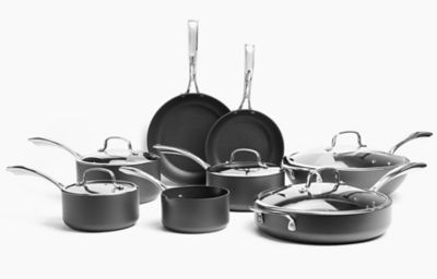 Chef Hard Anodised Pan Range