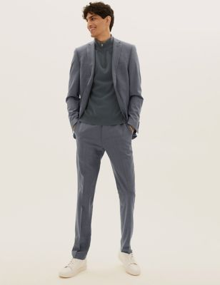 The Ultimate Grey Slim Fit Suit