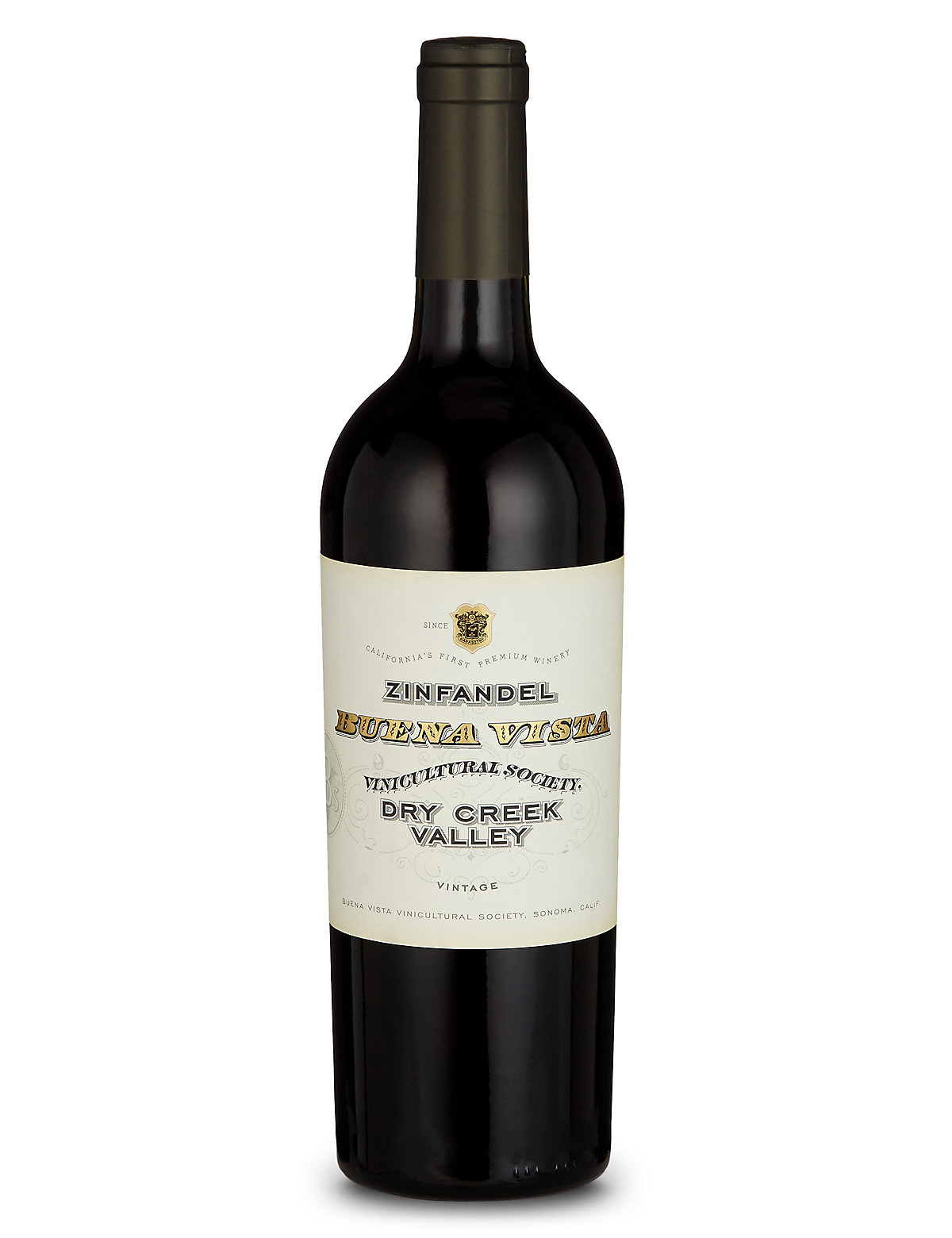 Buena Vista Zinfandel  Case of 6