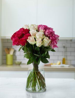 Spring Rose Gift Bag