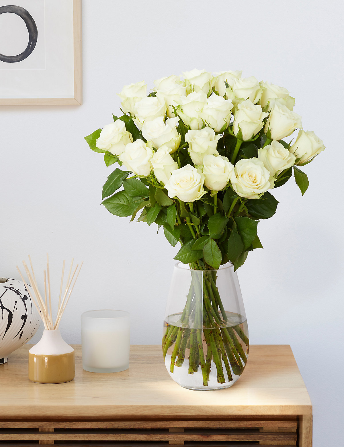 price of wedding bouquets marks and spencer fairtrade white roses 6773