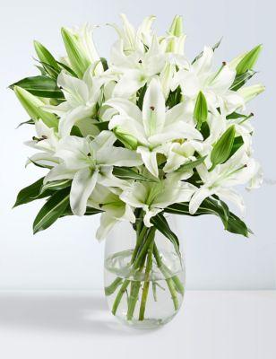Oriental Lily Bouquet