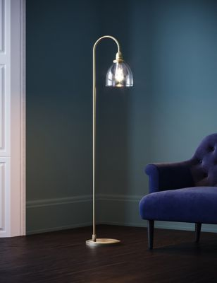 Hoxton Curved Floor Lamp