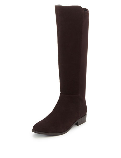 Stretch Riding Boots with Insolia Flex®
