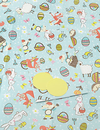 2 easter wrapping paper ms negle Image collections