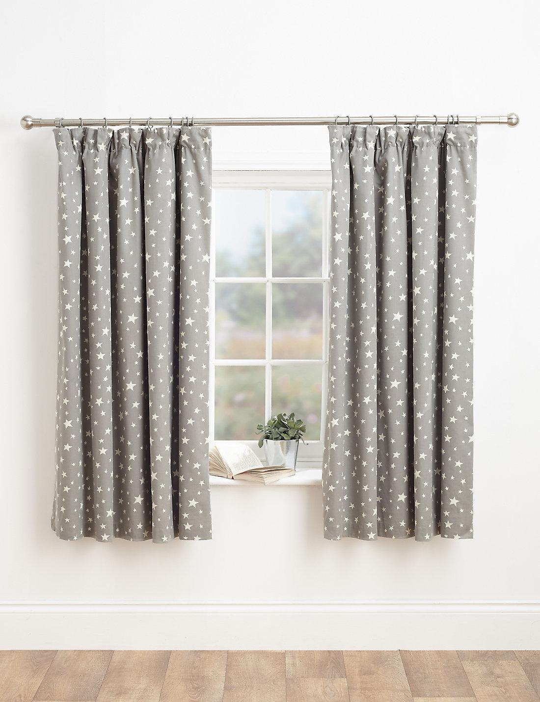 Nursery Blackout Curtains Uk Curtain Menzilperde Net