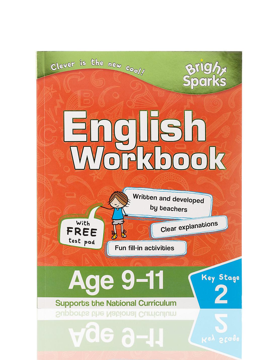 Workbooks key stage 2 workbooks : Bright Sparks Key Stage 2 English Workbook | M&S