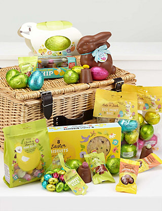 Family easter hamper ms negle Image collections